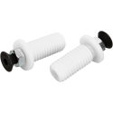 THREADED NYLON MOUNTS -All alum handlebars except Twinwall, NO tap ERGO-60-310